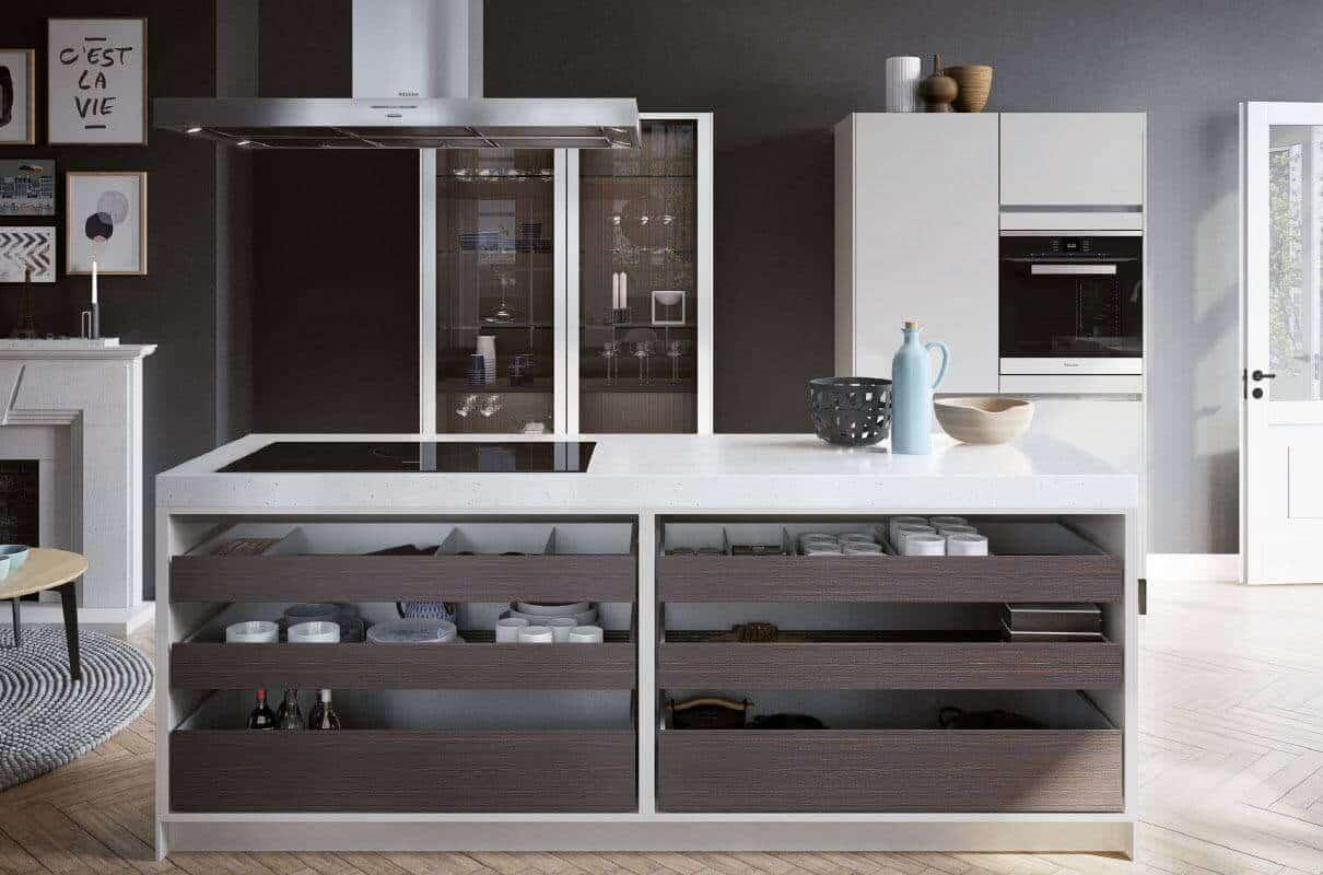 Küchenstudio Hamburg Wandsbek: Siematic Pur