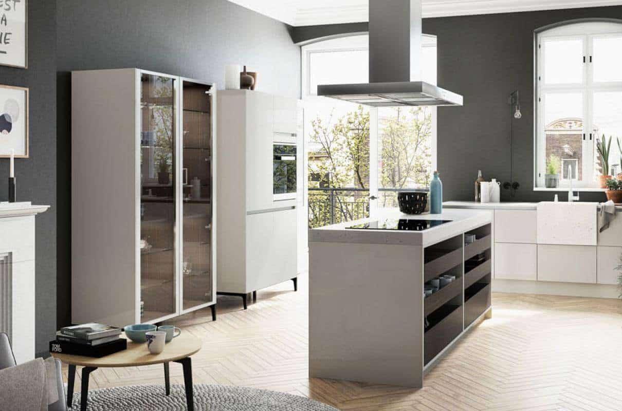 SieMatic Urban Hamburg Küchenstudio Küchenausstellung