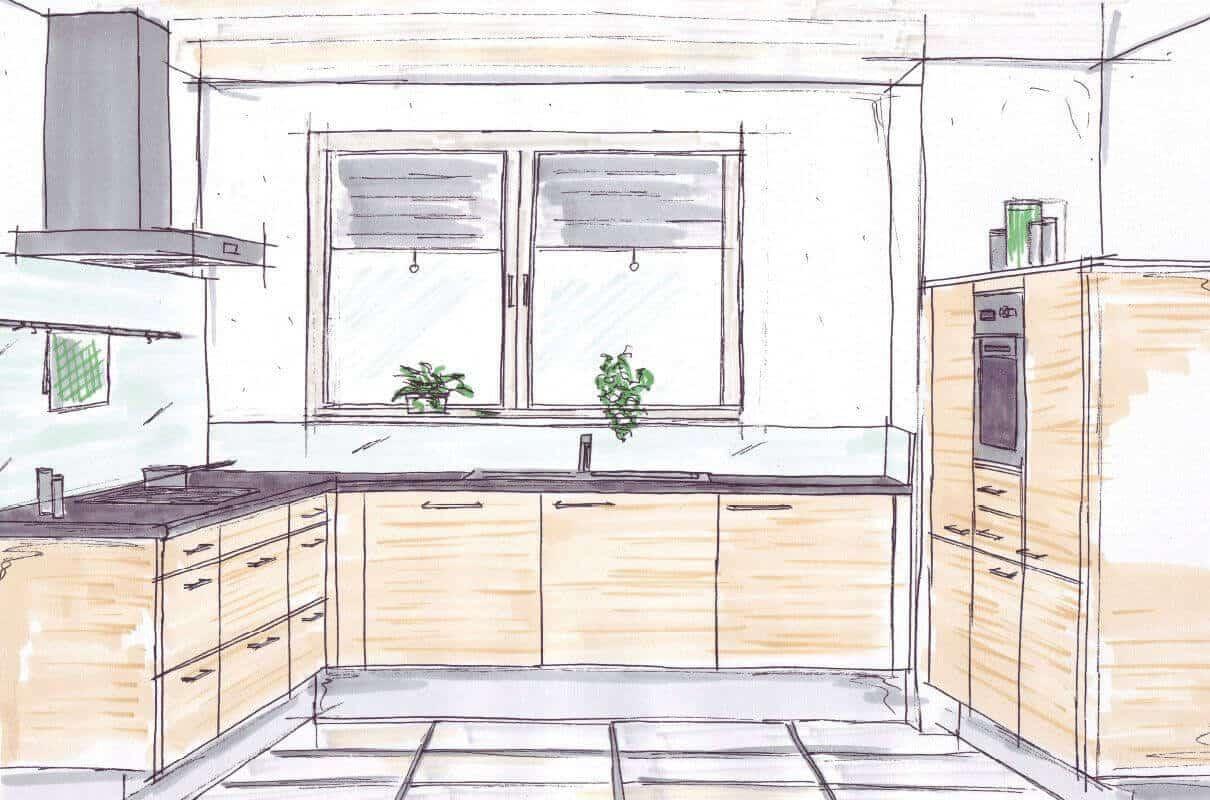 Küchengestaltung Wände küchengestaltung planung in hamburg ellerbrock com
