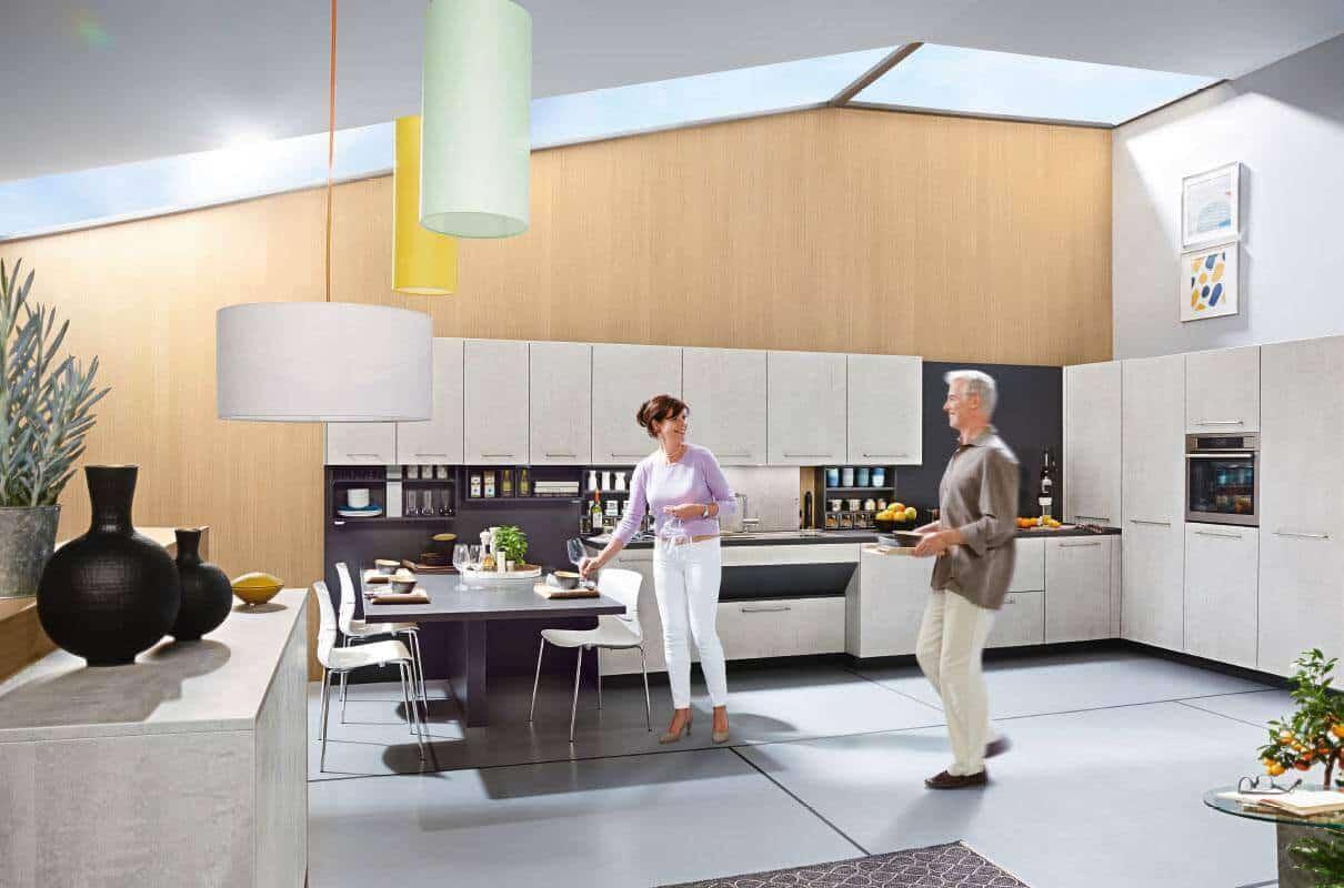 ballerina k chen vom k chenexperten. Black Bedroom Furniture Sets. Home Design Ideas