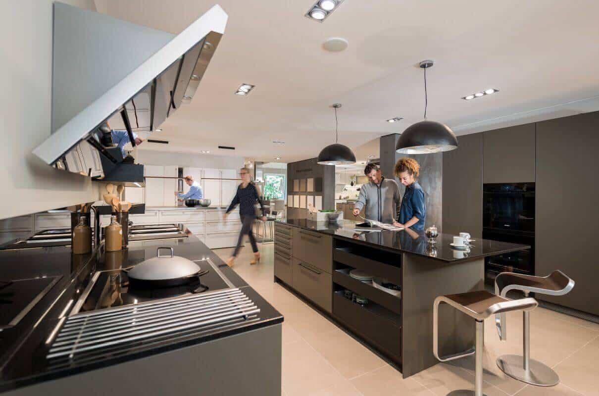 Unser Küchenstudio in Hamburg | ellerbrock.com