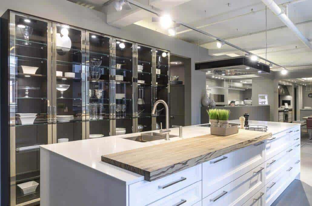 die k che im stilwerk hamburg ellerbrock bad und k che. Black Bedroom Furniture Sets. Home Design Ideas