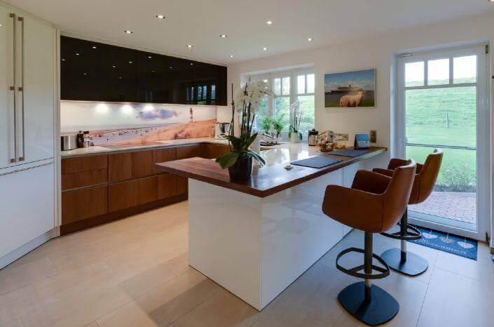 Moderne Küchen Von Ballerina Ellerbrock