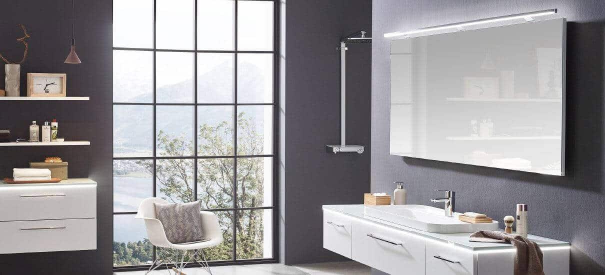 licht im bad licht im bad die badgestalter led licht. Black Bedroom Furniture Sets. Home Design Ideas