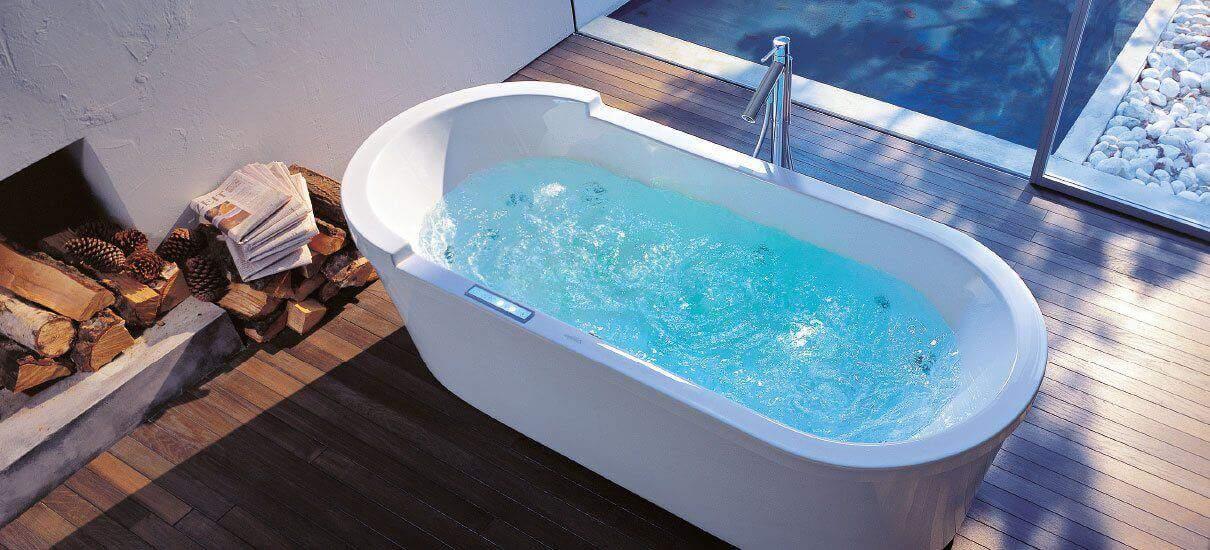 ellerbrock duravit badewanne s 04. Black Bedroom Furniture Sets. Home Design Ideas