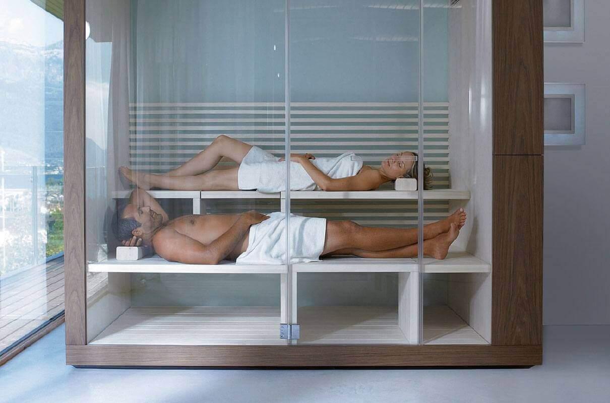 ellerbrock duravit dampfbad sauna g 11. Black Bedroom Furniture Sets. Home Design Ideas