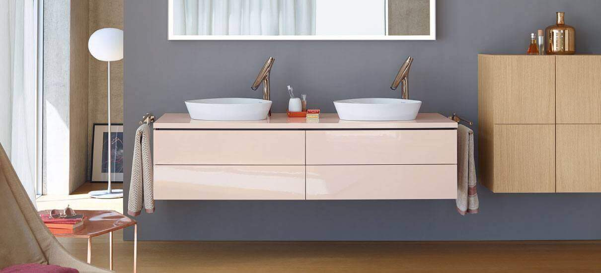 Farbe im Bad - Beratung zur Farbgestaltung | ellerbrock.com