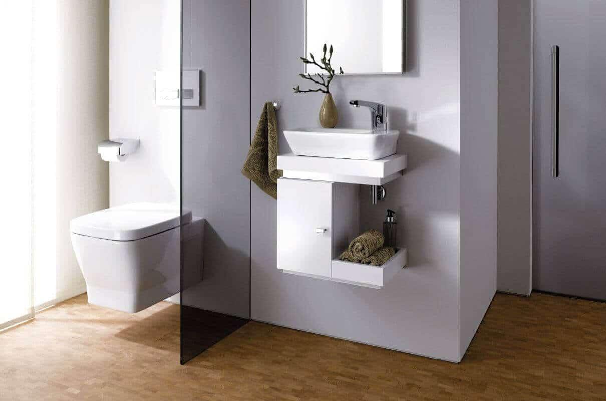 Gäste-WC in Hamburg planen | ellerbrock.com