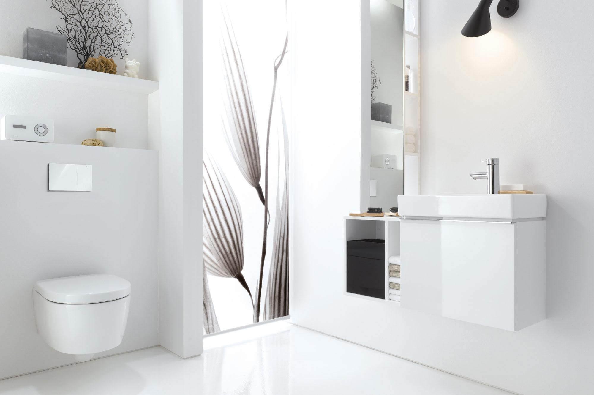 ellerbrock geberit keramag kleines bad f 07. Black Bedroom Furniture Sets. Home Design Ideas