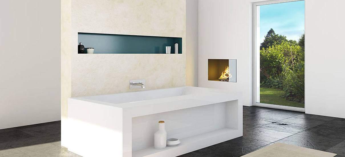 Moderne Wandpaneele im Bad | ellerbrock.com